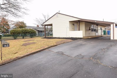 163 Farmbrook Drive, Levittown, PA 19055 - #: PABU490816