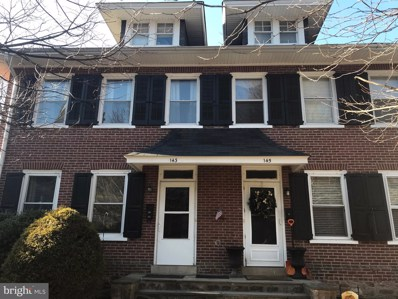 143 Mechanics Street, Doylestown, PA 18901 - #: PABU491092