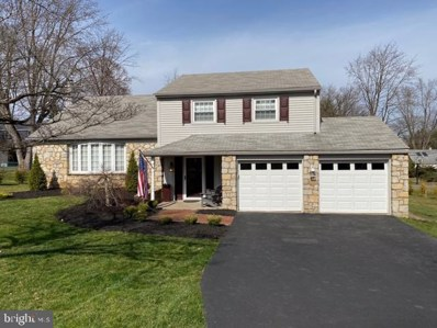 516 Holly Knoll Drive, Churchville, PA 18966 - #: PABU493770