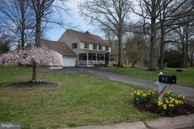15 Twin Oaks Drive, Doylestown, PA 18901 - MLS#: PABU495358