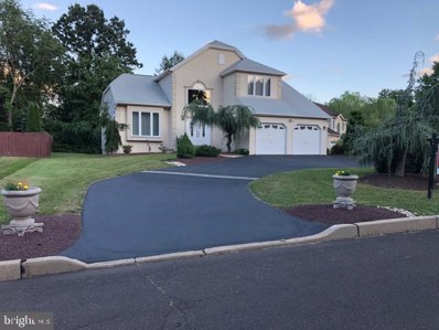 1145 Deer Run Court, Southampton, PA 18966 - MLS#: PABU496172