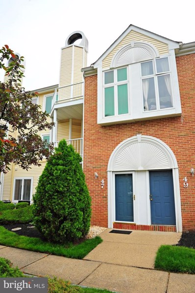 47 Pamela Court UNIT 316, Levittown, PA 19057 - #: PABU496966