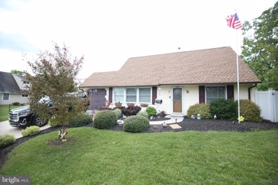 5 Circle Road, Levittown, PA 19057 - #: PABU497140