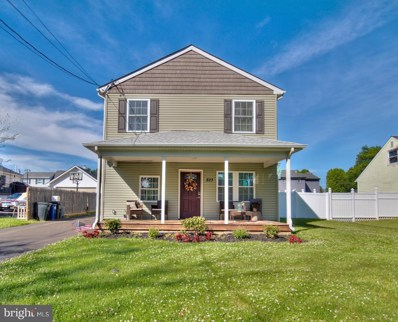 823 Jefferson Avenue, Langhorne, PA 19047 - MLS#: PABU499186