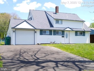 119 Indian Creek Drive, Levittown, PA 19057 - #: PABU499536