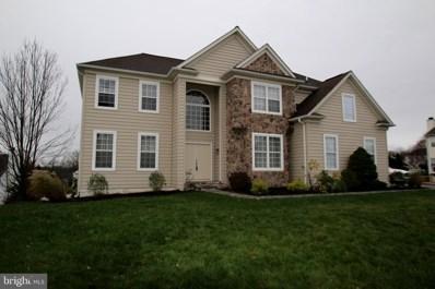 1002 Hickory Ridge Drive, Chalfont, PA 18914 - #: PABU500668