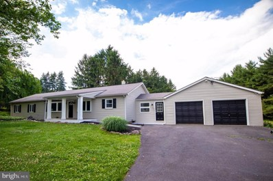 1391 Flint Hill Road, Coopersburg, PA 18036 - MLS#: PABU500714