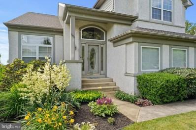 969 Hickory Ridge Drive, Chalfont, PA 18914 - MLS#: PABU500752
