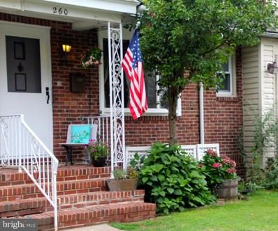 260 Harrison Street, Bristol, PA 19007 - MLS#: PABU503120
