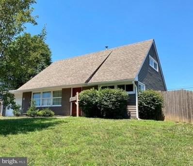 10 Coral Rock Road, Levittown, PA 19057 - MLS#: PABU503990