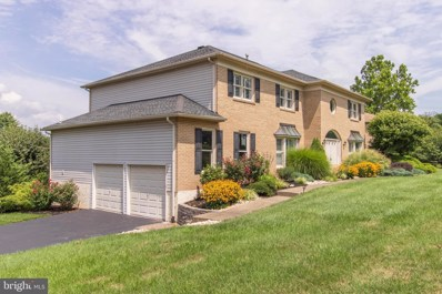 802 Heckler Hollow Court, Doylestown, PA 18901 - #: PABU504258