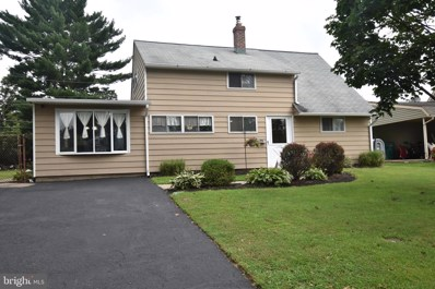 25 Golden Gate Road, Levittown, PA 19057 - #: PABU505596