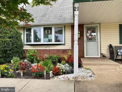 21 Vividleaf Lane, Levittown, PA 19054 - #: PABU505992