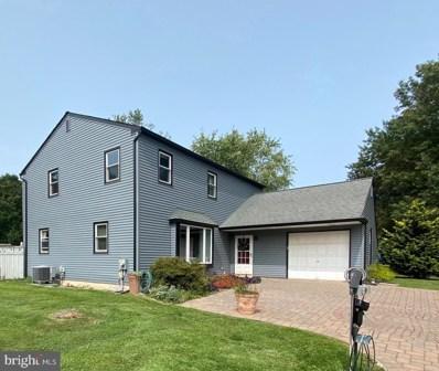 86 E Elizabeth Lane, Richboro, PA 18954 - #: PABU506950