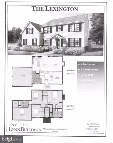 Lot 3 Old Bethlehem Pike Drive W, Sellersville, PA 18960 - #: PABU507422