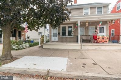 445 Lafayette Street, Bristol, PA 19007 - #: PABU507688