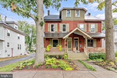 286 E Court Street, Doylestown, PA 18901 - #: PABU508334