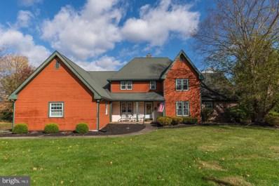 609 Kintner Road, Kintnersville, PA 18930 - #: PABU509454