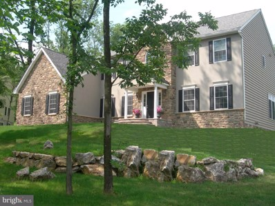 1496 Big Oak Road, Yardley, PA 19067 - #: PABU516228