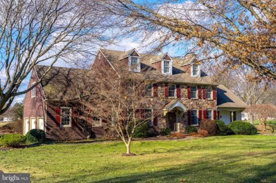 3690 Secondwoods Road, Doylestown, PA 18902 - #: PABU516542