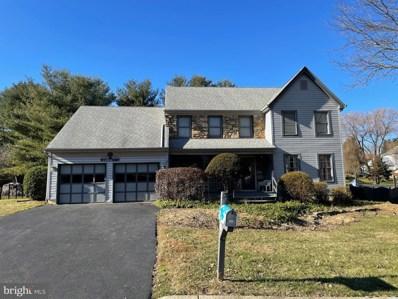 322 Fox Hollow Drive, Feasterville Trevose, PA 19053 - #: PABU518482