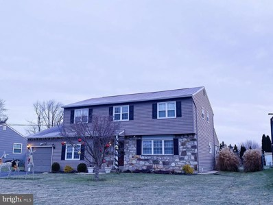 513 Fisher Lane, Warminster, PA 18974 - #: PABU518694