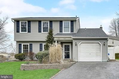 145 Hampton Drive, Langhorne, PA 19047 - #: PABU518708