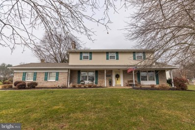 1156 Dickinson Drive, Yardley, PA 19067 - #: PABU518938