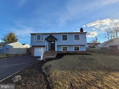 836 Eldridge Road, Fairless Hills, PA 19030 - #: PABU519236