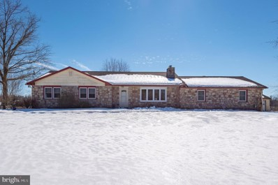 757 Headquarters Rd, Ottsville, PA 18942 - #: PABU521140