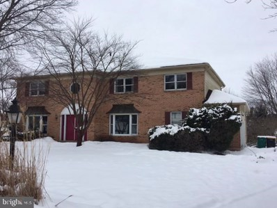 806 Heckler Hollow Court, Doylestown, PA 18901 - #: PABU521766