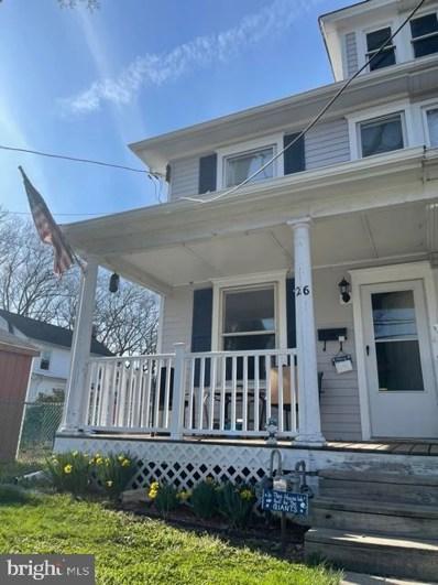 26 W Palmer Street, Morrisville, PA 19067 - #: PABU524134