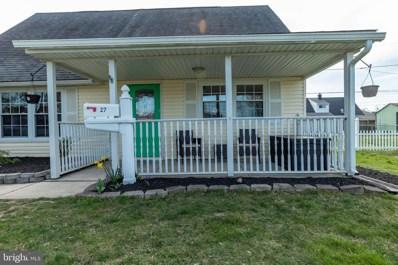 27 Jester Lane, Levittown, PA 19055 - MLS#: PABU524202