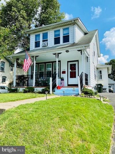 134 E Winchester Avenue, Langhorne, PA 19047 - #: PABU524366