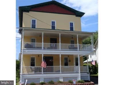 19 E Broad St-  Broad UNIT A1, Trumbauersville, PA 18970 - #: PABU528488