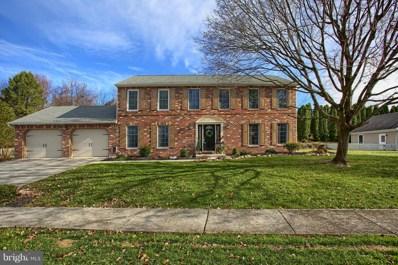 536 Ichabod Court, Mechanicsburg, PA 17050 - MLS#: PACB103550