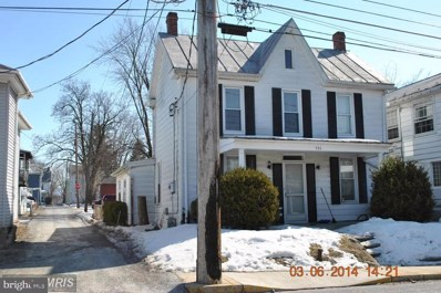 334 Fort Street, Shippensburg, PA 17257 - #: PACB109594