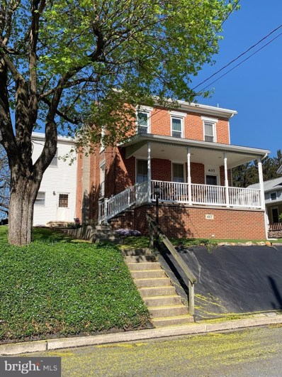 407 N Walnut Street, Mount Holly Springs, PA 17065 - MLS#: PACB111530