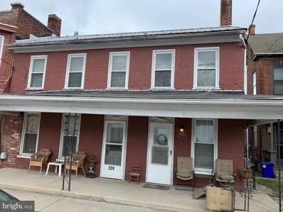 239 E King Street, Shippensburg, PA 17257 - #: PACB111932