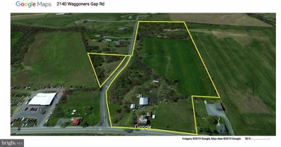 2140 Waggoners Gap Road, Carlisle, PA 17013 - #: PACB113680