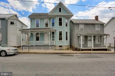 112 E Burd Street, Shippensburg, PA 17257 - #: PACB115728