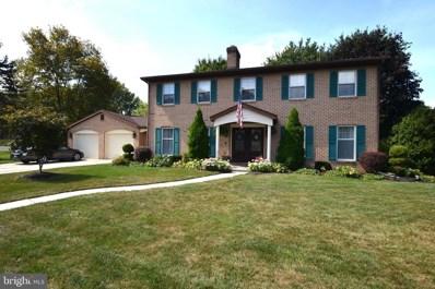 509 Woodcrest Drive, Mechanicsburg, PA 17050 - #: PACB117004