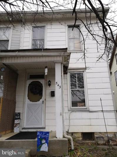 543 Herman Avenue, Lemoyne, PA 17043 - #: PACB121812