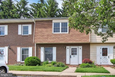 33 Drexel Place, New Cumberland, PA 17070 - #: PACB122792