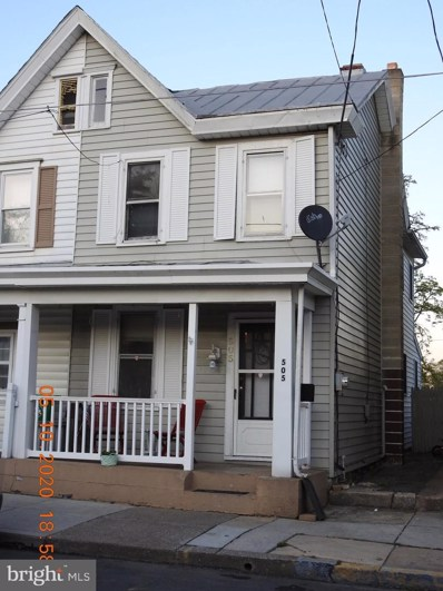 505 N Pitt Street, Carlisle, PA 17013 - MLS#: PACB123246