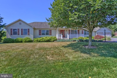 1618 Fox Hollow Road, Mechanicsburg, PA 17055 - #: PACB125810