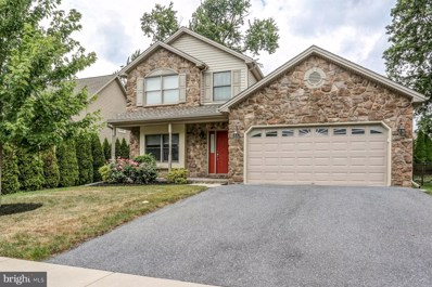 106 Hilltop Court, Camp Hill, PA 17011 - MLS#: PACB125880