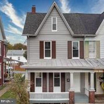 607 3RD Street, New Cumberland, PA 17070 - #: PACB127334