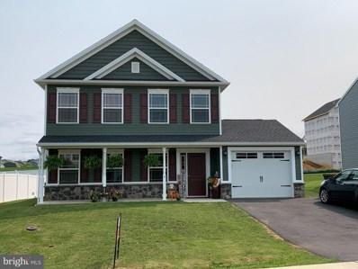 5 W Clarissa Drive, Shippensburg, PA 17257 - #: PACB127840
