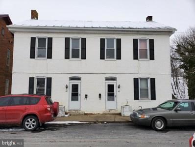 43 W Garfield Street, Shippensburg, PA 17257 - #: PACB132374